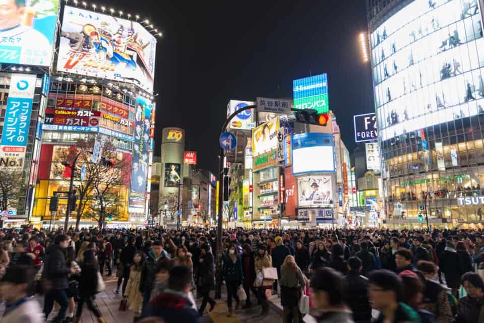 travlt i tokyo