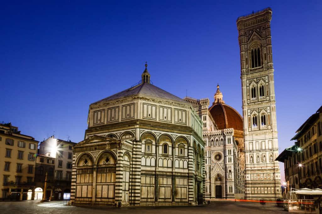 katedralen i firenze duomo basilica di santa maria del fiore
