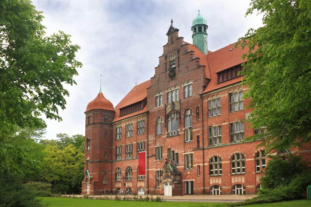 museumsberg museum i flensborg tyskland