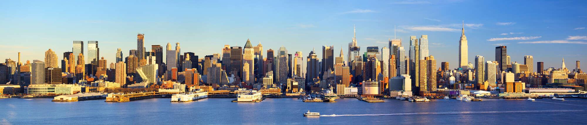 new york set fra vandet